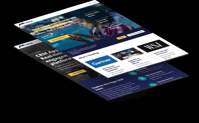 Pega Enterprise Solutions Development
