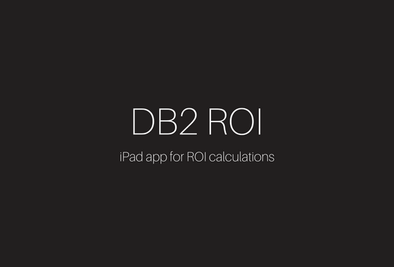 DB2 ROI Project