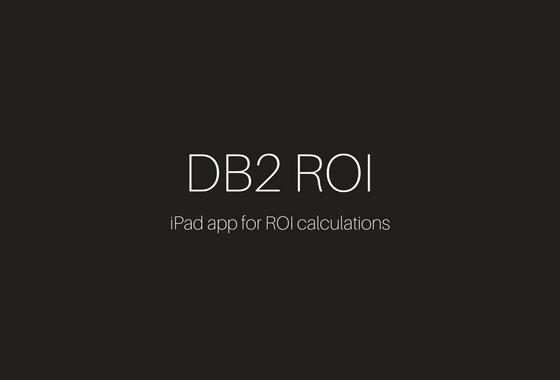 DB2 ROI Project